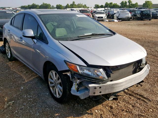 2012 HONDA CIVIC EX,