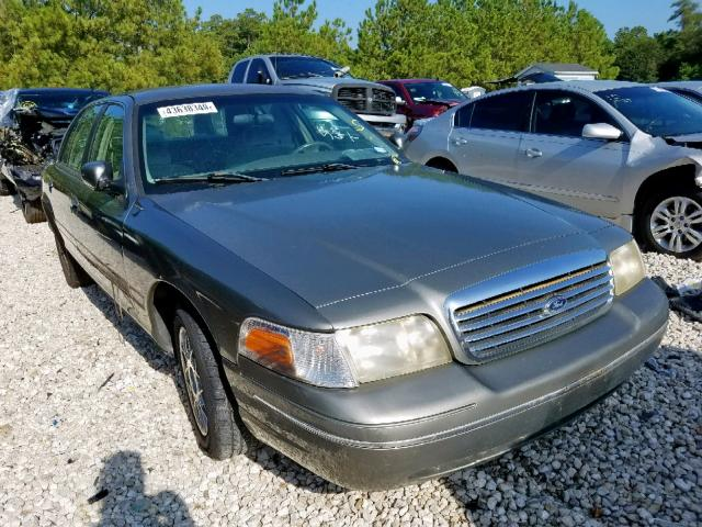1999 FORD CROWN VICT,