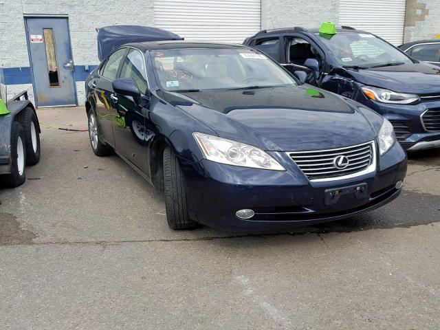 2007 LEXUS ES 350,