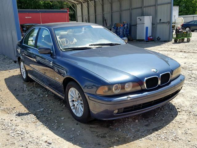 2002 BMW 530 I AUTO,