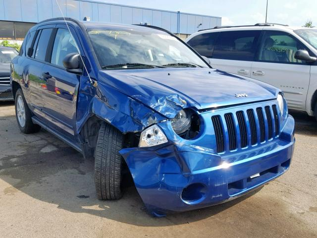 2009 JEEP COMPASS SP,