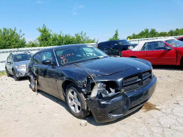 2008 DODGE CHARGER,