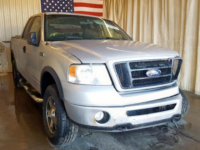 2007 FORD F150,