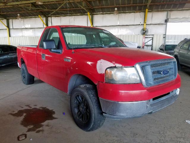 2004 FORD F150,