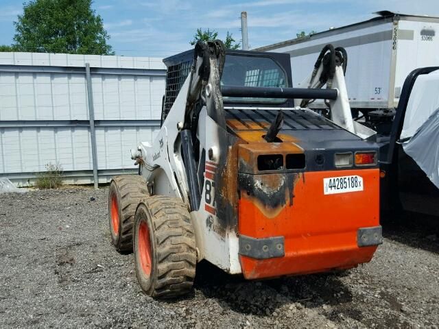514115325 - 1995 BOBCAT 873 WHITE photo 3