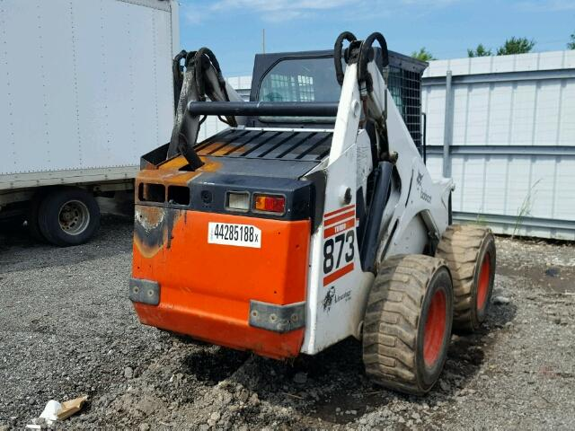 514115325 - 1995 BOBCAT 873 WHITE photo 4