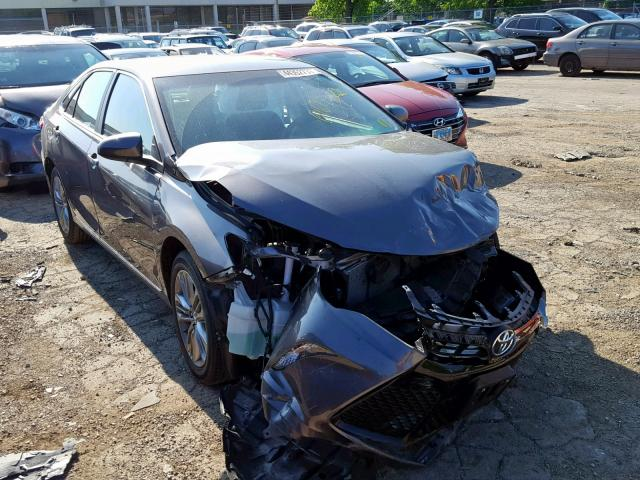 2017 TOYOTA CAMRY LE,