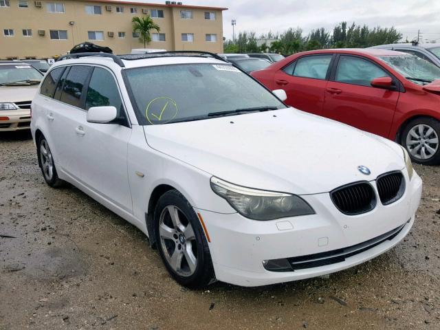 2008 BMW 535 XI,