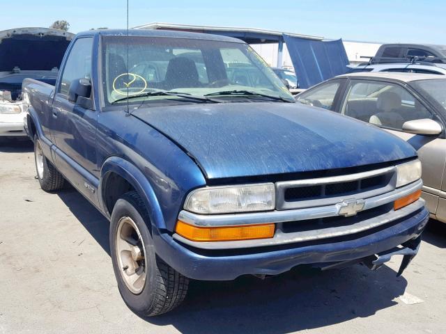 1999 CHEVROLET S TRUCK S1,