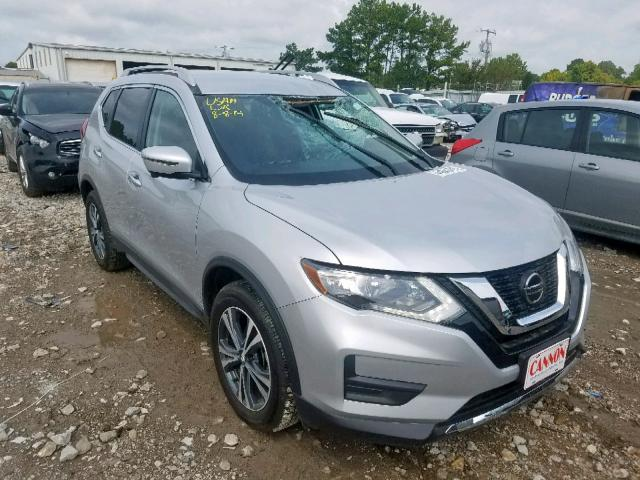 2019 NISSAN ROGUE S,