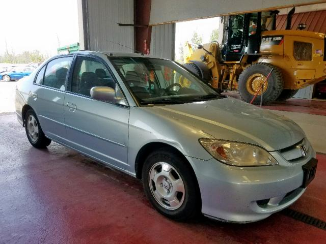 2005 HONDA CIVIC HYBR,