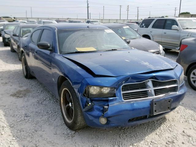 2009 DODGE CHARGER SX,
