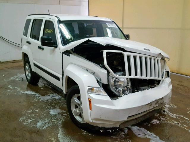 2010 JEEP LIBERTY SP,