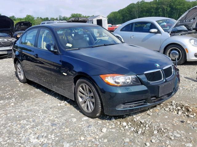 2006 BMW 325 XI,