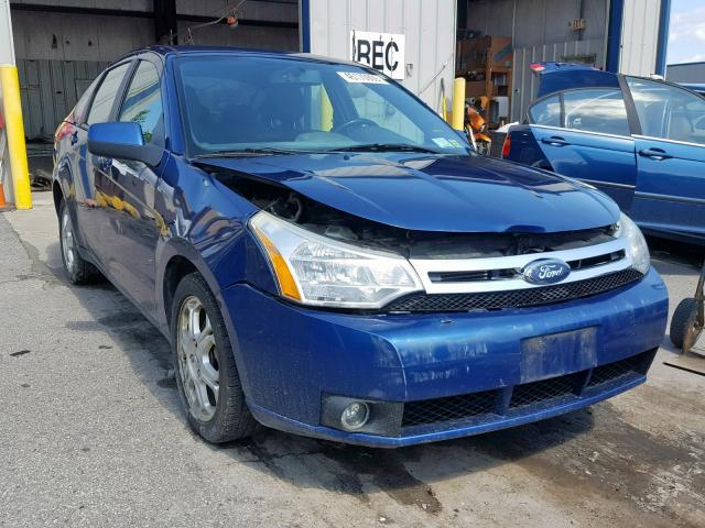 2009 FORD FOCUS SES,