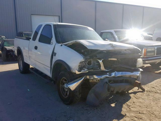 2001 FORD F150,