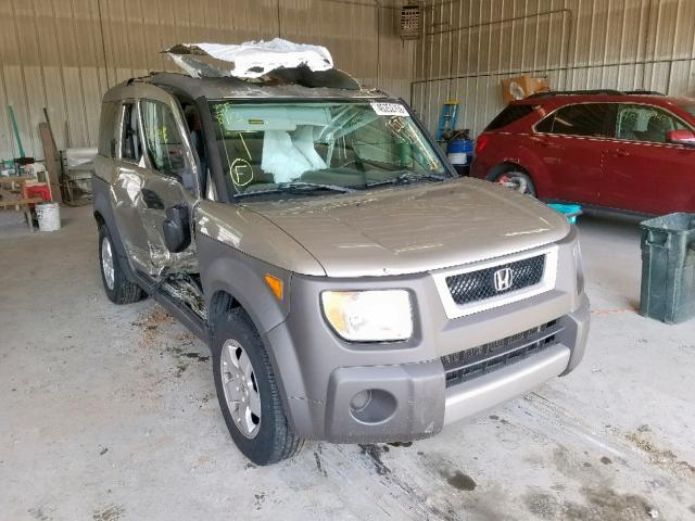 2004 HONDA ELEMENT EX,