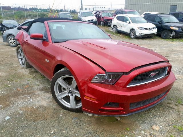 2013 FORD MUSTANG GT,