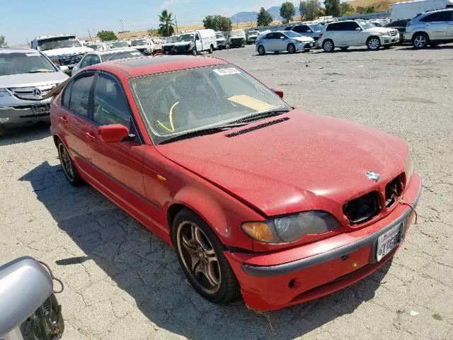 2003 BMW 325 I,