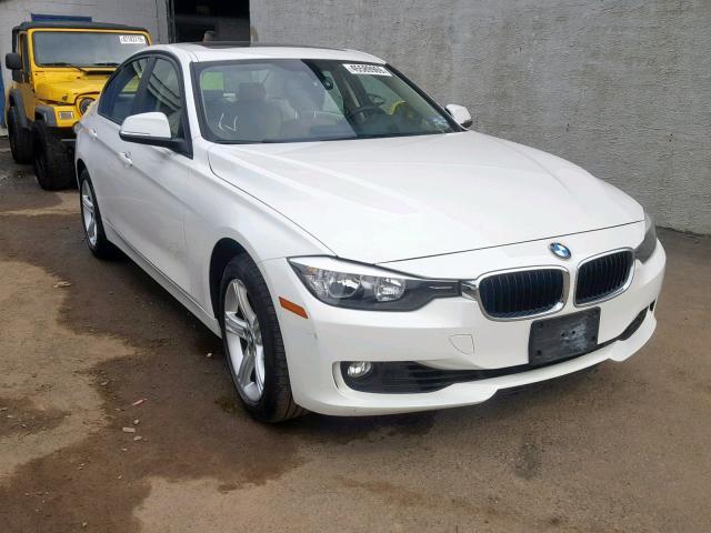 2014 BMW 328 XI SUL,