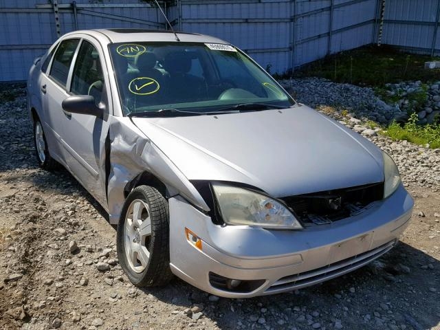 2007 FORD FOCUS ZX4,
