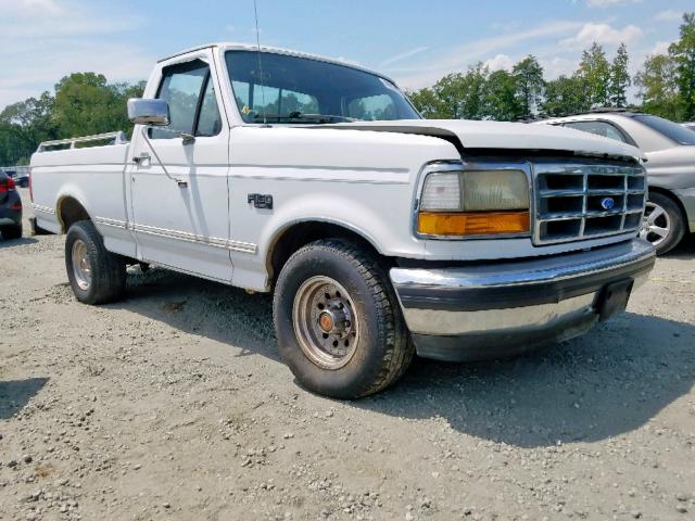 1993 FORD F150,