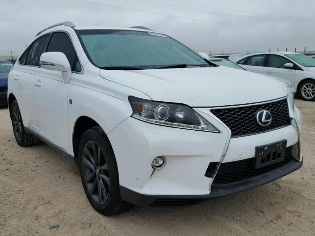 2015 Lexus Rx 350 Price >> 2015 Lexus Rx 350 White 2t2bk1ba0fc322212 Price History History Of Past Auctions