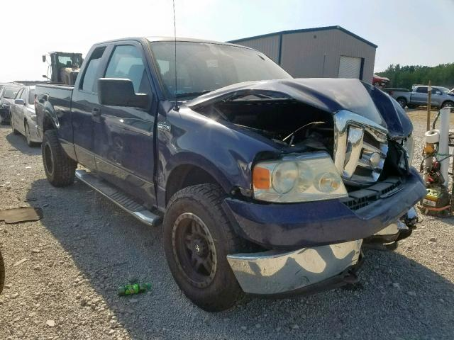 2008 FORD F150,