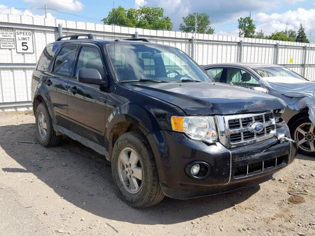 2011 FORD ESCAPE XLT,