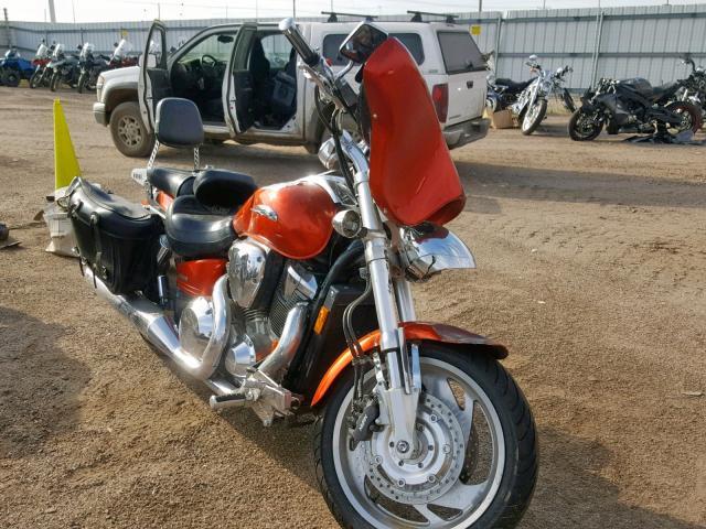 2003 HONDA VTX1800 C,