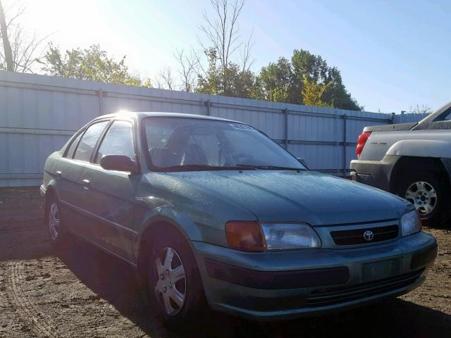 jt2el56e5s7002472 1995 toyota tercel dx green price history history of past auctions prices and bids history of salvage and used vehicles cars bids history