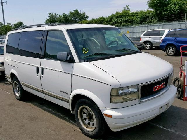 1995 GMC SAFARI XT,