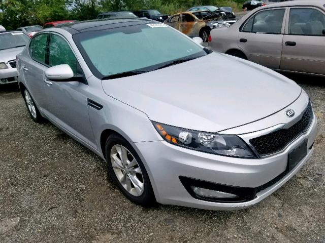 2013 KIA OPTIMA EX,