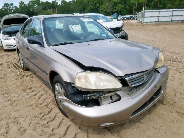 2000 HONDA CIVIC LX,