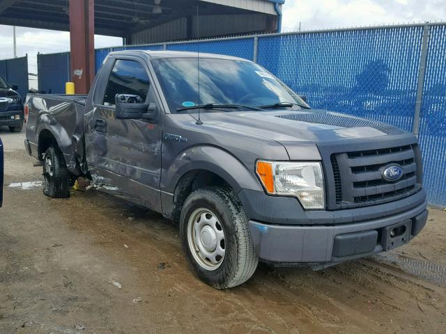 2010 FORD F150,