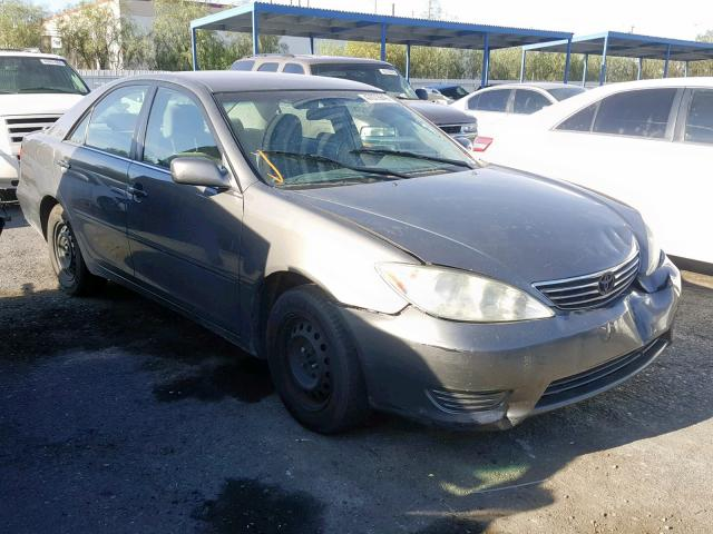 2006 TOYOTA CAMRY LE,