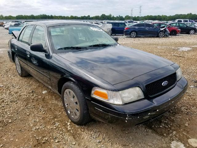 2007 FORD CROWN VICT,