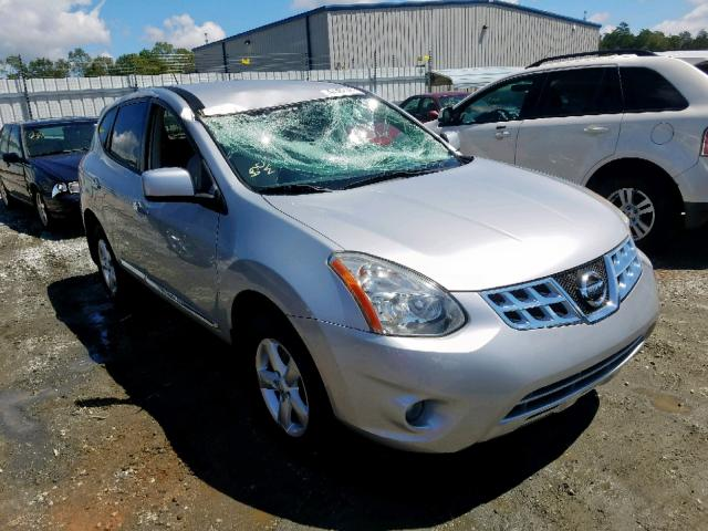 2013 NISSAN ROGUE S,