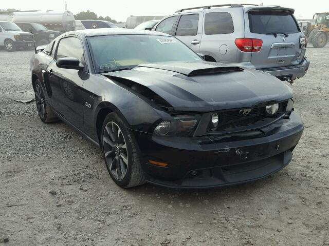 1zvbp8cf1c5278347 2012 Ford Mustang Gt Black Price History History Of Past Auctions Prices And Bids History Of Salvage And Used Vehicles