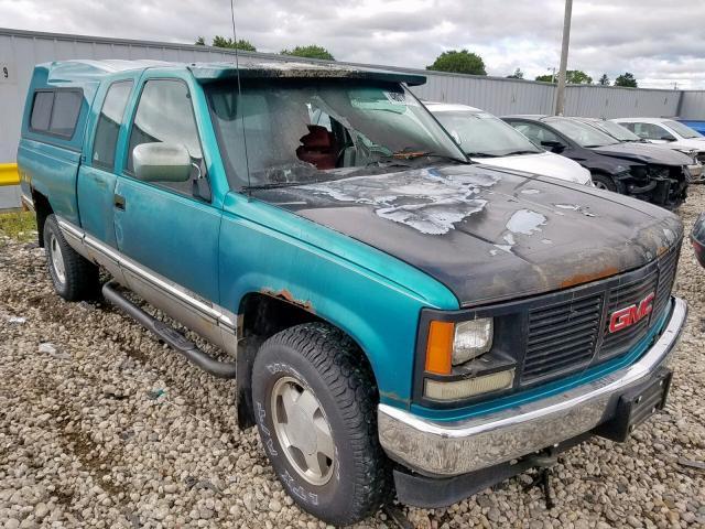 1993 GMC SIERRA K15,