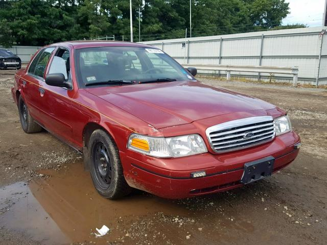 2005 FORD CROWN VICT,