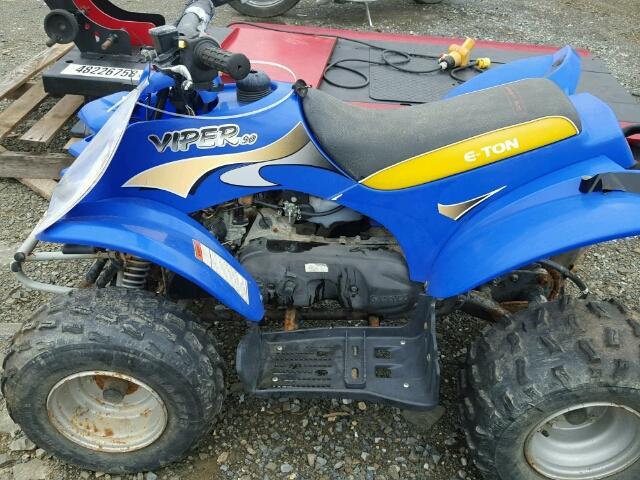 RFZ9EE0C25A016111 - 2005 ETON VIPER 90 BLUE photo 5