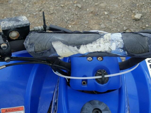 RFZ9EE0C25A016111 - 2005 ETON VIPER 90 BLUE photo 8