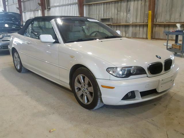 2006 BMW 325 CI,
