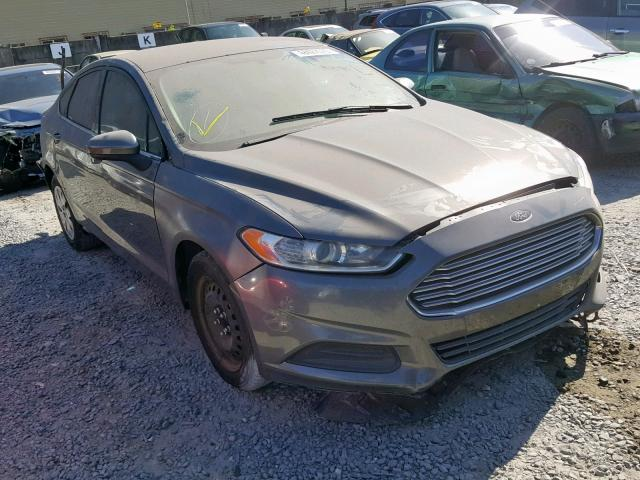 2013 FORD FUSION S,
