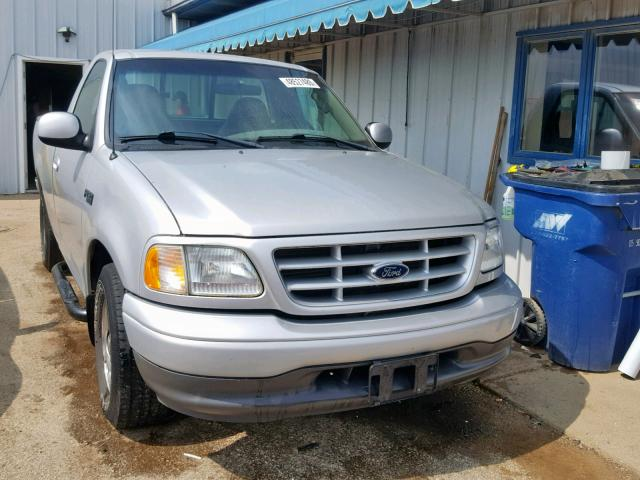 2002 FORD F150,