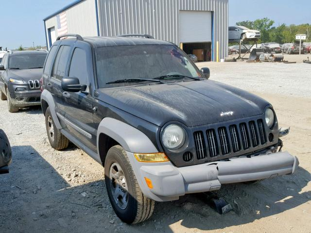 2005 JEEP LIBERTY SP,