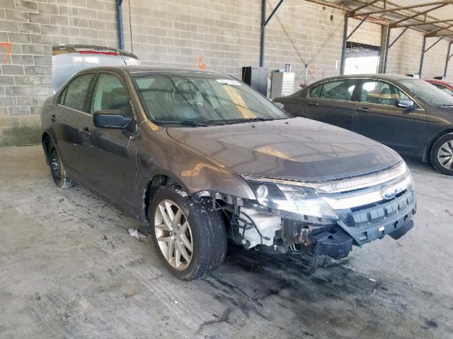2010 FORD FUSION SEL,