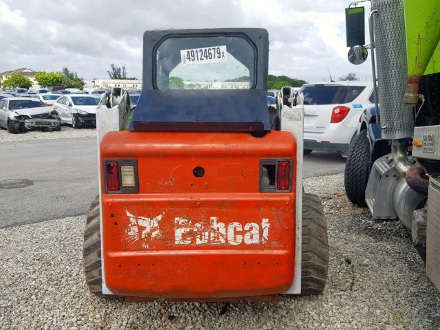 529211657 - 2006 BOBCAT S130 SKIDS WHITE photo 6