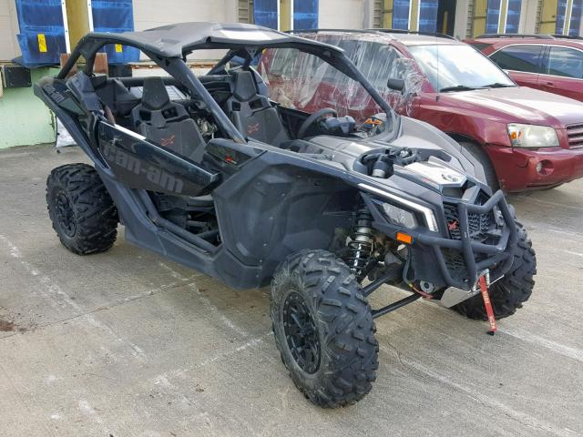 2017 CAN-AM MAVERICK X,